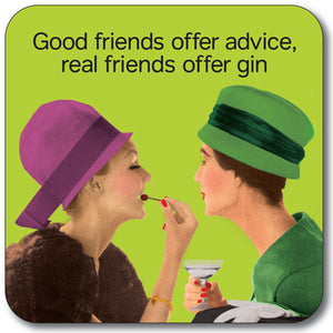 Friends Offer Gin Coaster<br>(Pack of 10)