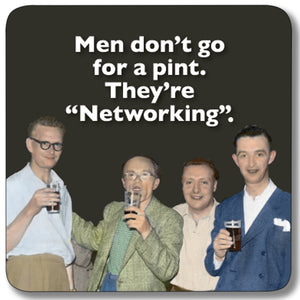 Networking Coaster<br>(Pack of 10)