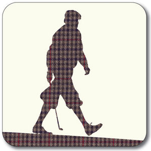 Golfer - Walking Coaster<br>(Pack of 10)