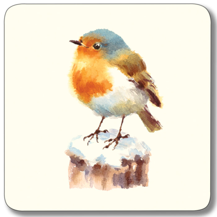Robin - Coaster<br>(Pack of 10)