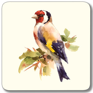 Goldfinch - Coaster<br>(Pack of 10)