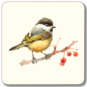 Coal Tit - Coaster<br>(Pack of 10)