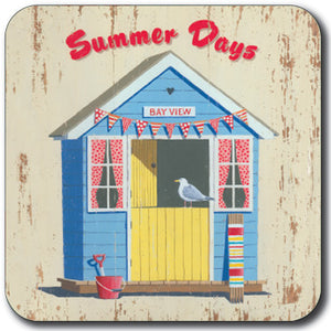 Summer Days Coaster<br>(Pack of 10)