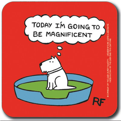 Going to be magnificent Coaster<br>(Pack of 10)