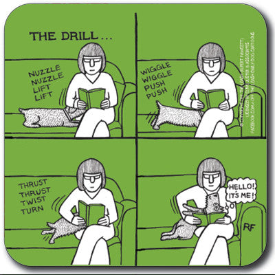 The Drill... Coaster<br>(Pack of 10)