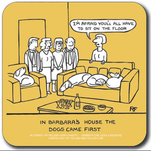 Barbara's House Coaster<br>(Pack of 10)