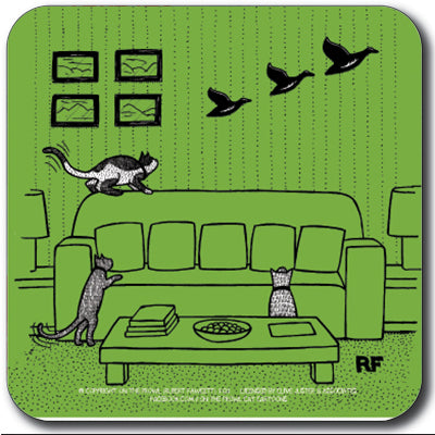 Ducks Coaster<br>(Pack of 10)