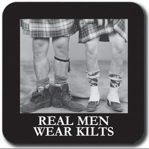 Real mean wear kilts Coaster<br>(Pack of 10)
