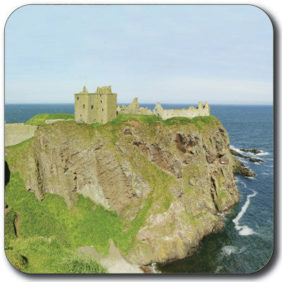 Dunnottar Castle Coaster<br>(Pack of 10)