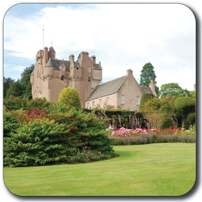 Crathes Castle Coaster<br>(Pack of 10)