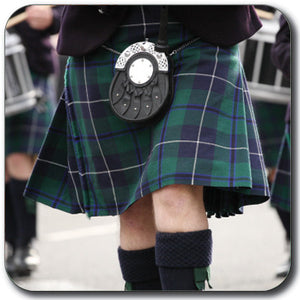 Kilt  Coaster<br>(Pack of 10)
