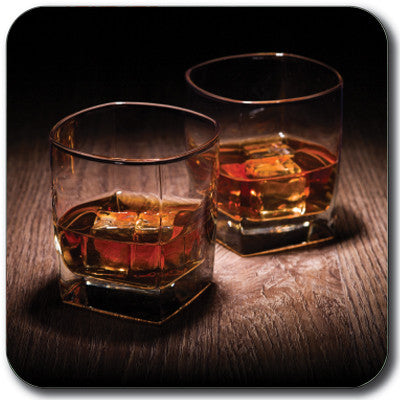 Whisky Coaster<br>(Pack of 10)
