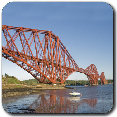 Forth Rail Bridge Coaster<br>(Pack of 10)