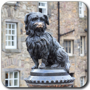 Greyfriar's Bobby Coaster<br>(Pack of 10)