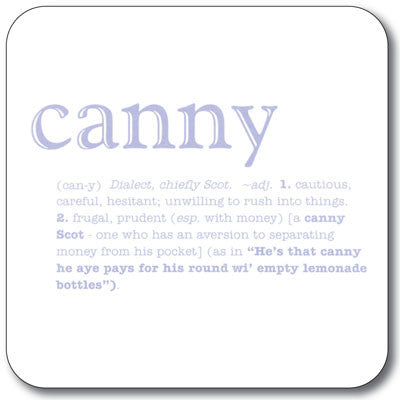 Canny  Coaster<br>(Pack of 10)