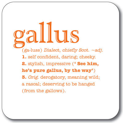 Gallus  Coaster<br>(Pack of 10)