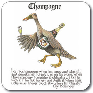Champagne Potstand<br>(Pack of 5)