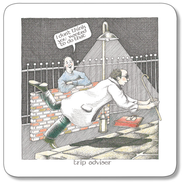 Trip Adviser Coaster<br>(Pack of 10)