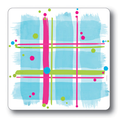 Skye Tartan Coaster<br>(Pack of 10)