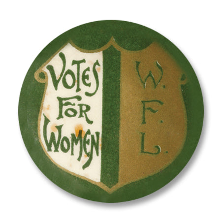 Votes for Women Shield Coaster<br>(Pack of 10)