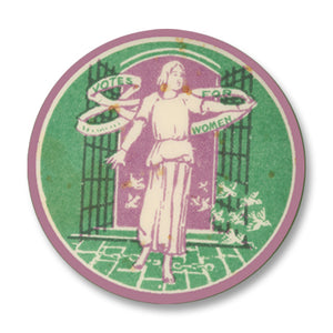 Sylvia Pankhurst Coaster<br>(Pack of 10)