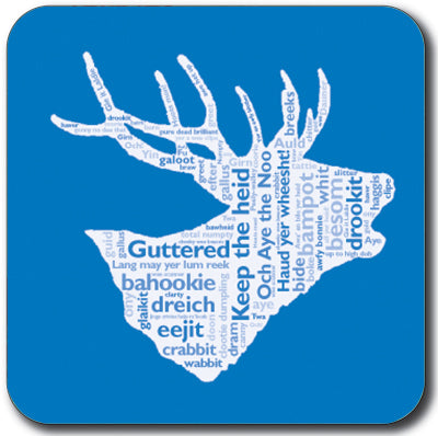 Stag Coaster<br>(Pack of 10)