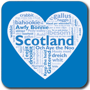 Scotland Coaster<br>(Pack of 10)