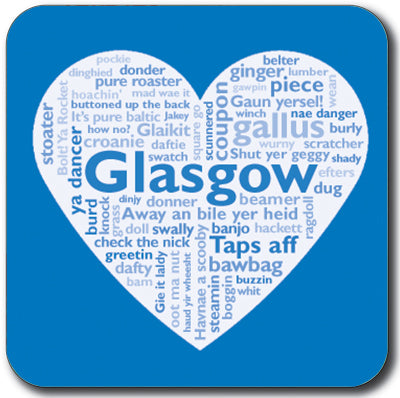 Glasgow Coaster<br>(Pack of 10)