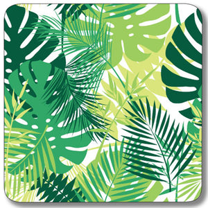 Leaves 1 Coaster<br>(Pack of 10)