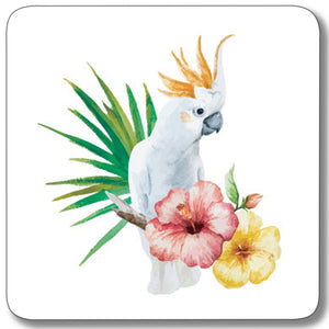 Parrot Coaster<br>(Pack of 10)