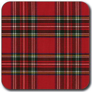 Tartan 1 Coaster<br>(Pack of 10)