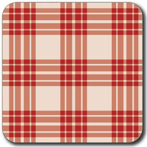 Tartan 5 Coaster<br>(Pack of 10)
