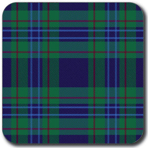 Tartan 6 Coaster<br>(Pack of 10)