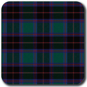 Tartan 7 Coaster<br>(Pack of 10)