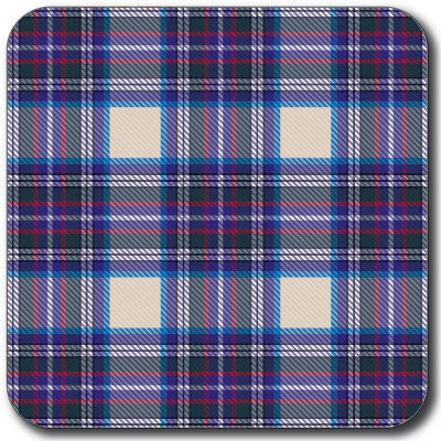 Tartan 8 Coaster<br>(Pack of 10)