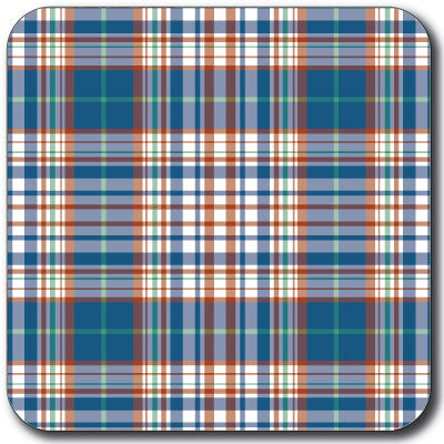 Tartan 9 Coaster<br>(Pack of 10)