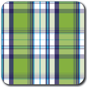 Tartan 12 Coaster<br>(Pack of 10)