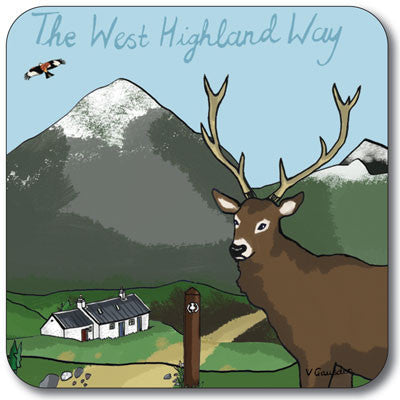 West Highland Way  Coaster<br>(Pack of 10)