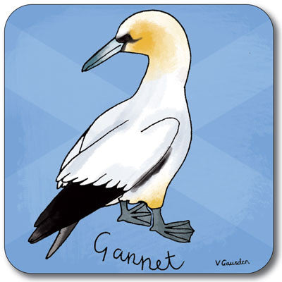 Gannet  Coaster<br>(Pack of 10)