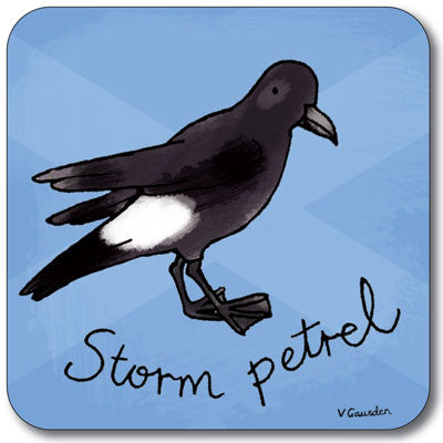 Storm Petrel  Coaster<br>(Pack of 10)