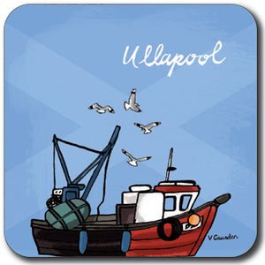 Ullapool Coaster<br>(Pack of 10)