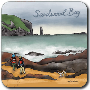 Sandwood Bay Coaster<br>(Pack of 10)