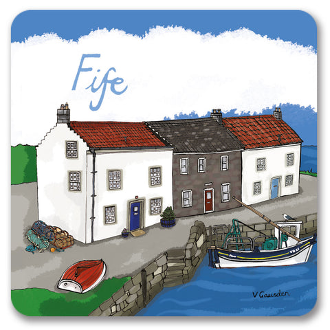 Fife Coaster<br>(Pack of 10)