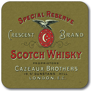 Special Reserve  Coaster<br>(Pack of 10)