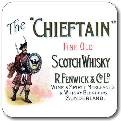 The Chieftain  Coaster<br>(Pack of 10)