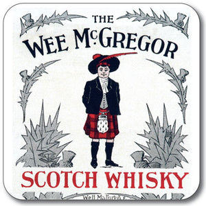The Wee McGregor  Coaster<br>(Pack of 10)