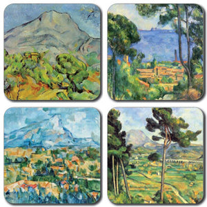 Cezanne Coaster Set of 4<br>(Pack of 4)