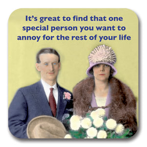 Special Person Coaster<br>(Pack of 10)