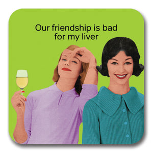 Our Friendship Coaster<br>(Pack of 10)