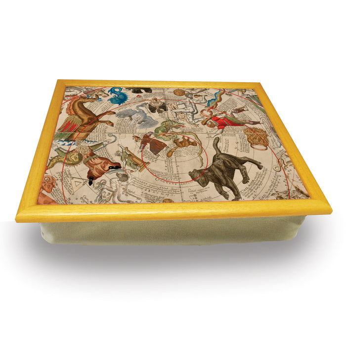 A Painted Image Cushion Tray<br>(Pack of 2)